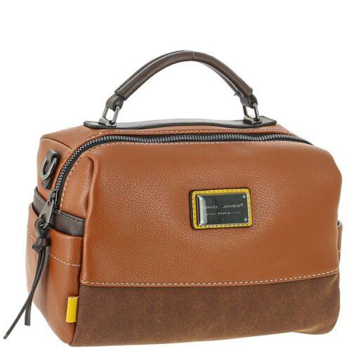 Женская сумка David Jones 6121-2 (коричневый)