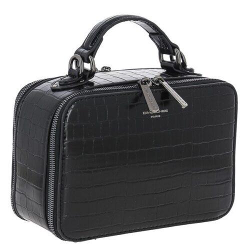 Женская сумка David Jones 6145-3 (чёрный)
