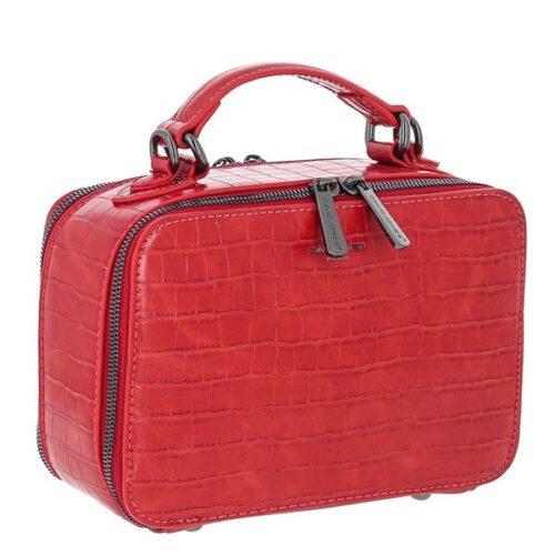 Женская сумка David Jones 6145-3 (красный)