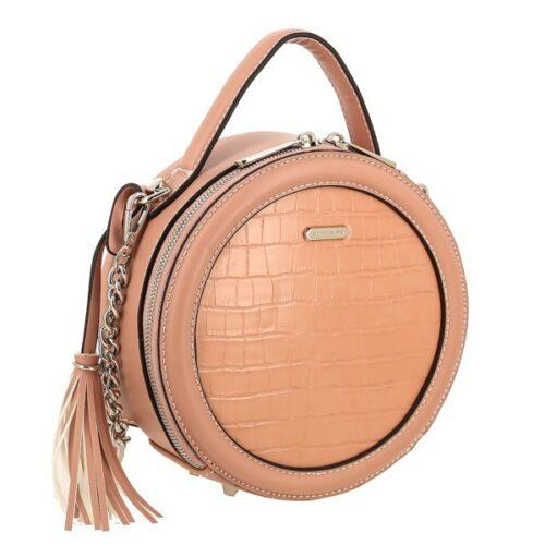 Женская сумка David Jones 6206-1 (розовый)
